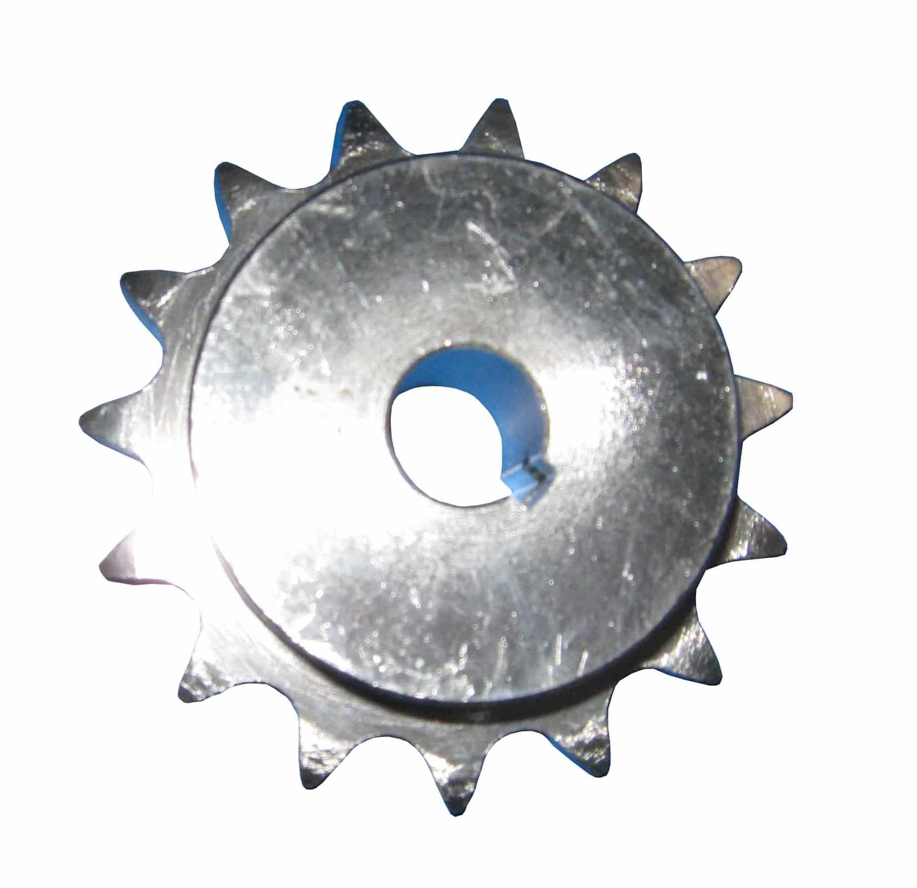 kettingwiel stuurmotor